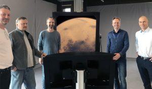 Ein DeepFrame für das Heinz Nixdorf MuseumsForum!